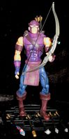 Marvel Legends Series 7: Hawkeye - Complete Loose Action Figure